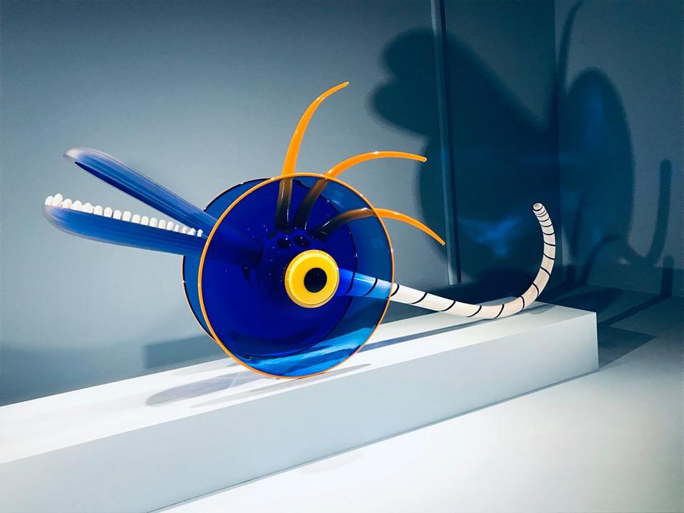 Ambassadeur et mécène de l'exposition de Fernando Agostinho